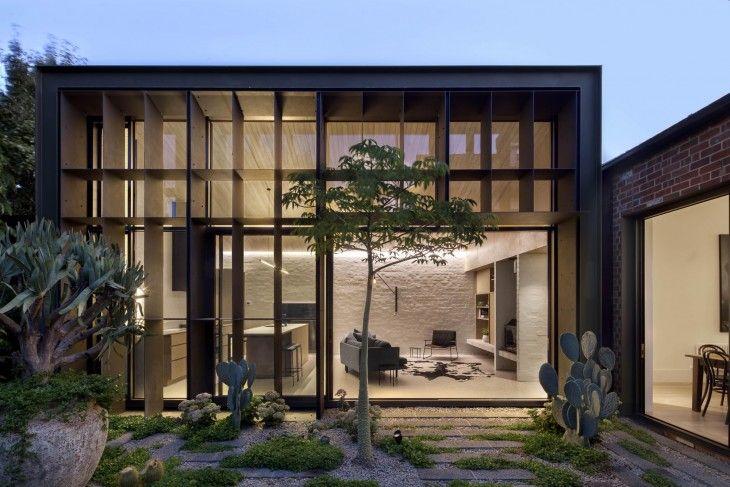 Claire Cousins Architect | Baffle House