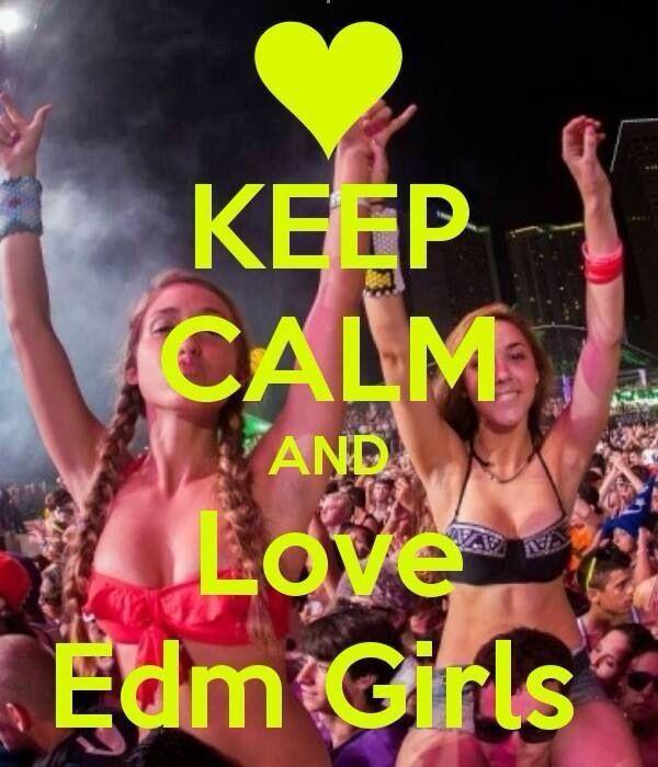 EDM girls