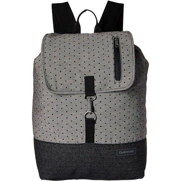 Dakine Ryder Backpack 24L (Pixie) Backpack Bags ($50) found on Polyvore featuring women's fashion, bags, backpacks, dakine rucksack, drawstring bag, print backpacks, laptop backpack and padded laptop bag