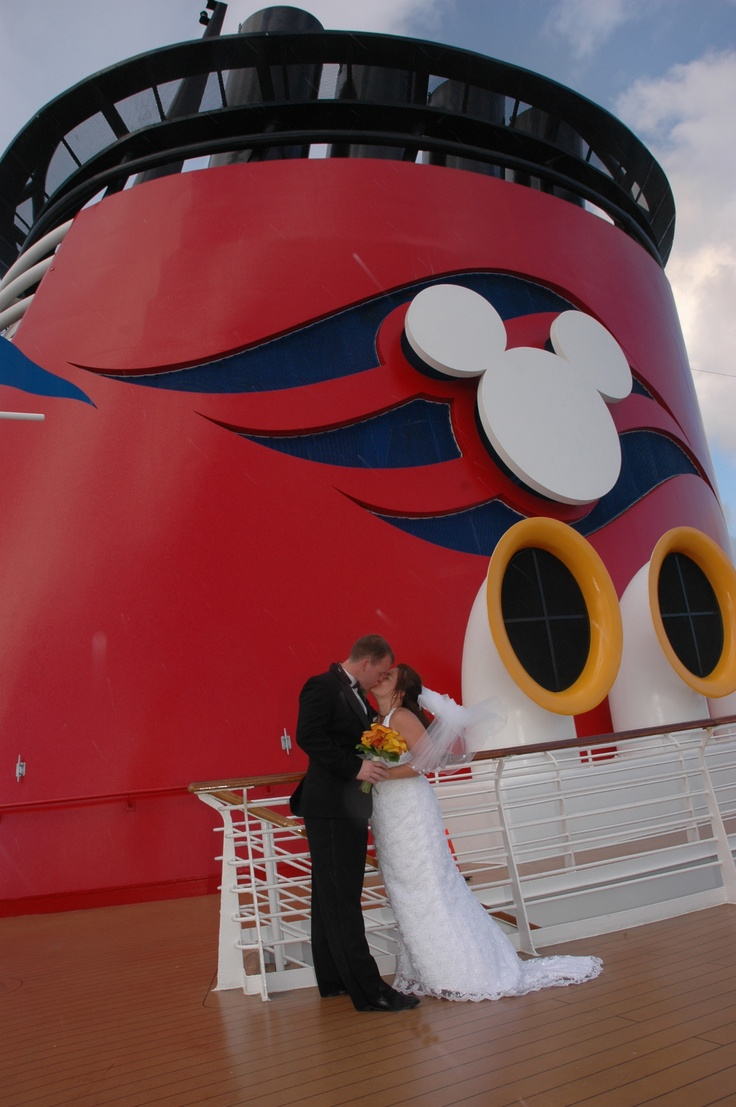 Disney cruise line wedding aboard the disney magic