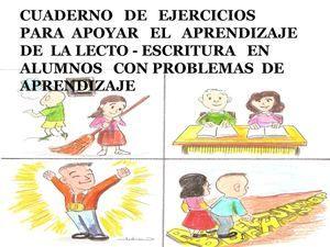 Calaméo - Cuaderno de ejercicios para apoyar el aprendizaje de la lecto-escritura en alumnos con problemas de aprendizaje