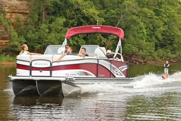 The Best Pontoon Boats of 2014 Reviewed and Rated | Boating Magazine
