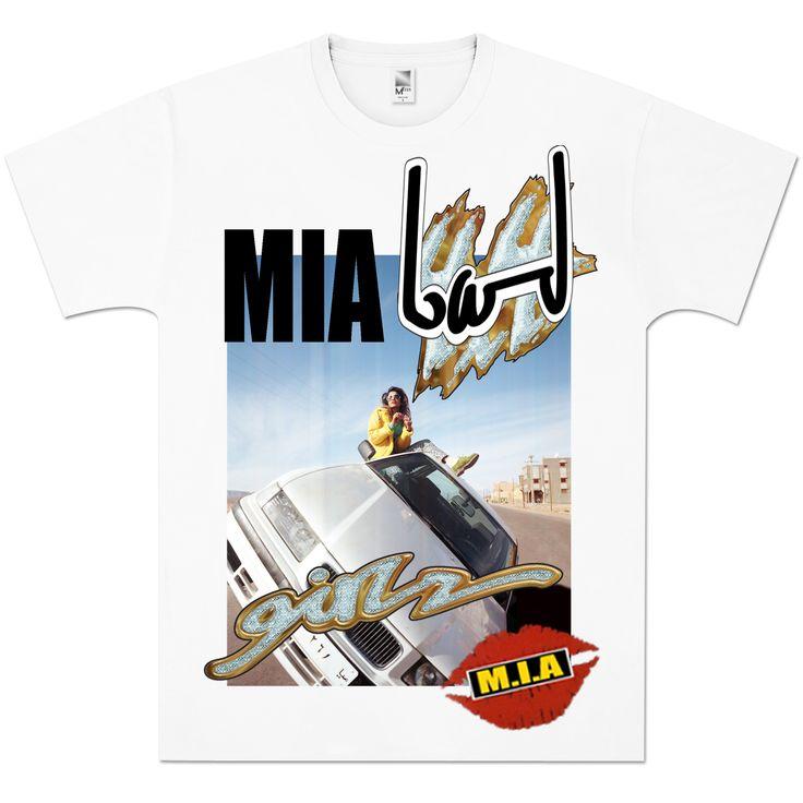 M.I.A. Bad Girls T-Shirt