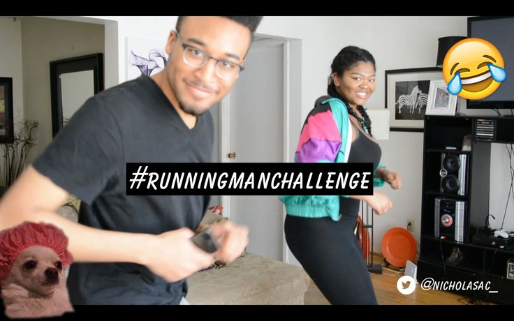 #RUNNINGMANCHALLENGE W/ CHANTAI GREEN | Nicholas Cross