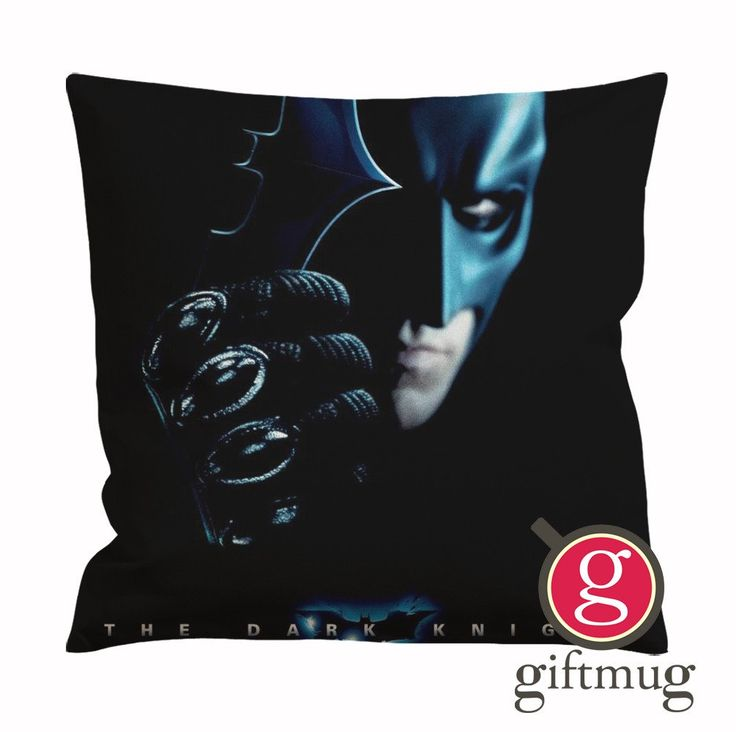 Batman The Dark Knight Cushion Case / Pillow Case