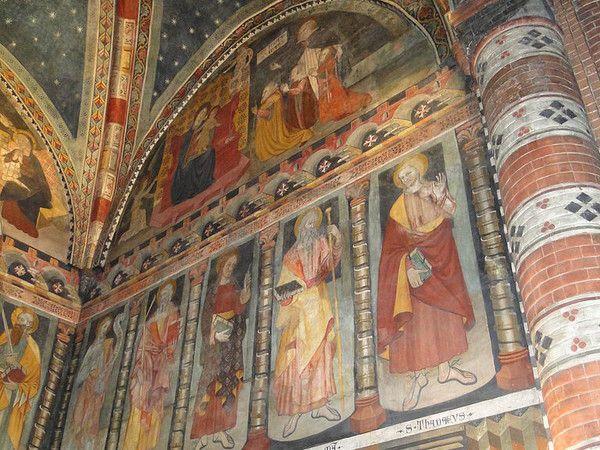 Cappella delle Grazie nella chiesa di San DOmenico Torino