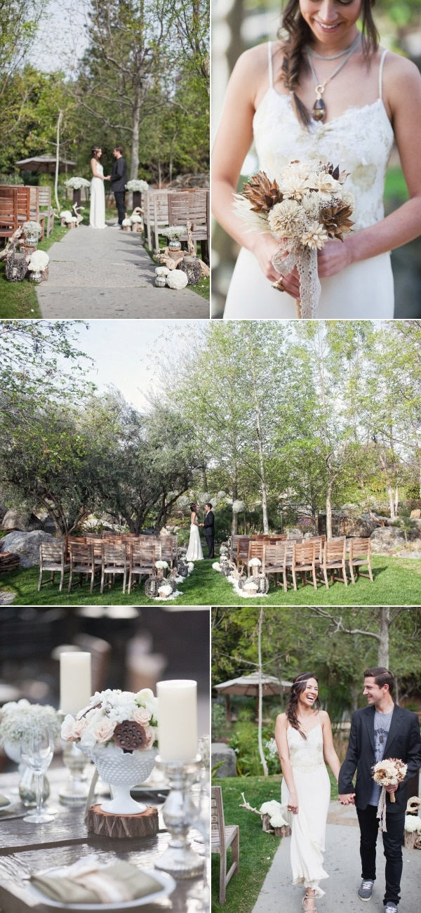 Stone Brewery, styled shoot by Swan Soirees, photos by Brian N. Miller Photography and La Vida Creations