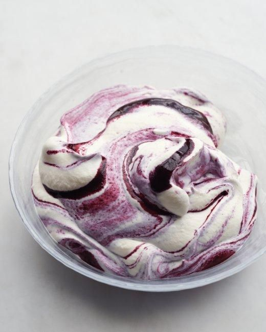 Blueberry Fool Recipe. A fool is an ideal make-ahead dessert. For a very creamy, thick fool with defined streaks of puree, serve it the same day. For a more ethereal, mousselike texture, you can chill it overnight.