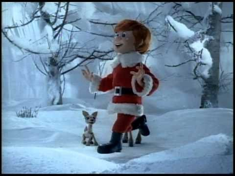 """""""Put One Foot in Front of the Other"""" from Santa Claus is Coming to Town!  My favorite song from this one!  Very uplifting!"""