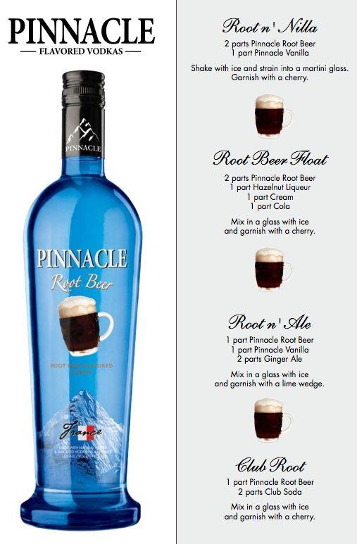 pinnacle drinks