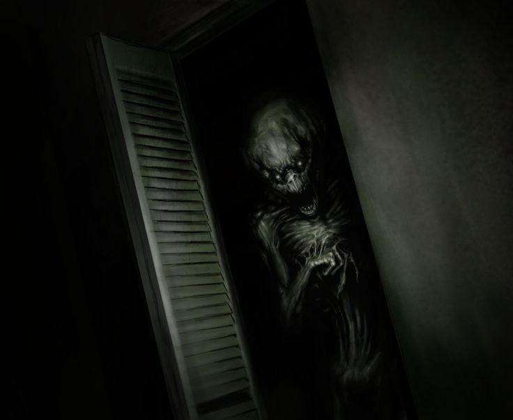 The Greeper by sodeni.deviantart.com on @DeviantArt
