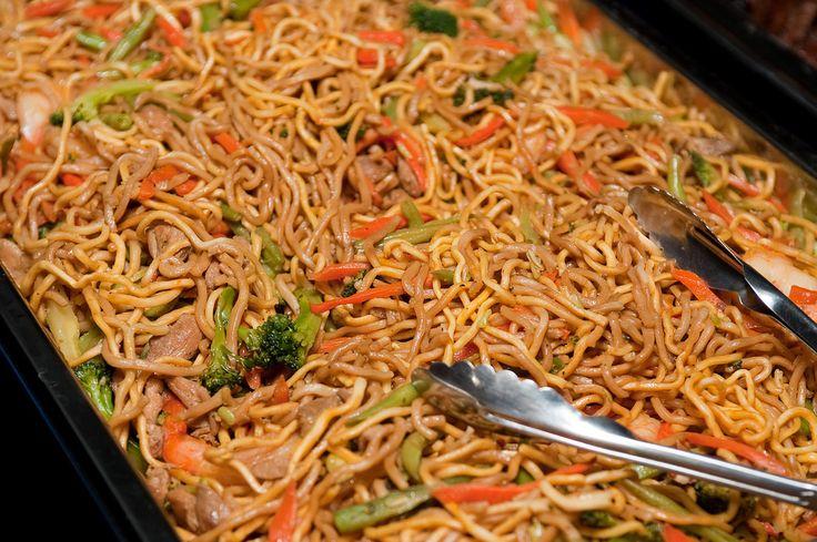 Pancit Bihon: Filipino Rice Noodle Dish