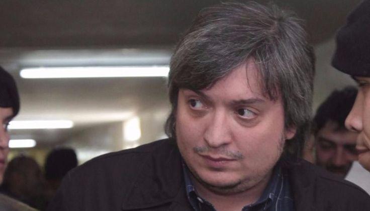 """Máximo Kirchner dijo que a Cristina la mal interpretaron y que no se """"autoexcluyó"""": """"Cristina se autoexcluía de la feria de vanidades de la…"""