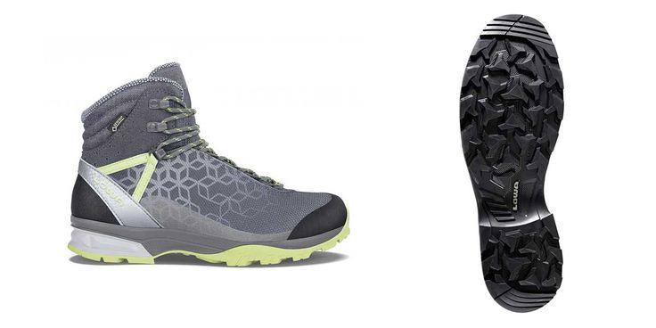 Lowa women's lightweight walking boot #hiking #gear