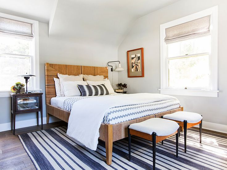 Scott's Guest Bedroom makeover by Emily Henderson
