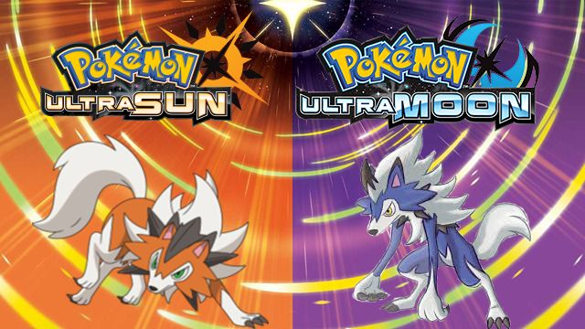 pokemon ultra sun and ultra moon lycanroc dusk and lycarnroc dawn