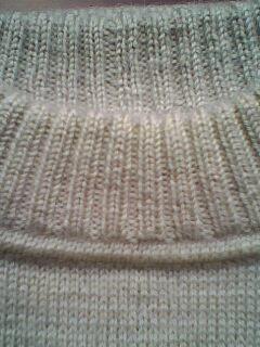 красивое вывязывание горловины свитера. Обсуждение на LiveInternet - Российский Сервис Онлайн-Дневников