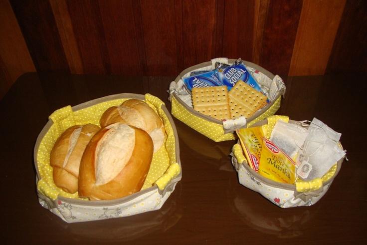 Cestinhas para o chá  www.elo7.com.br/cacarecos