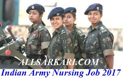 Indian Army B Sc Nursing Female Recruitment 2017 Advt No – B.Sc Nursing Female/2017 Short Details of Notification Online applications are invited by Indian Army for the course of B. Sc Nursing commencing in Jul/Oct 2017 at Colleges of Nursing of Armed Forces Hospitals against 210 posts. Candidate must read the following details before apply …