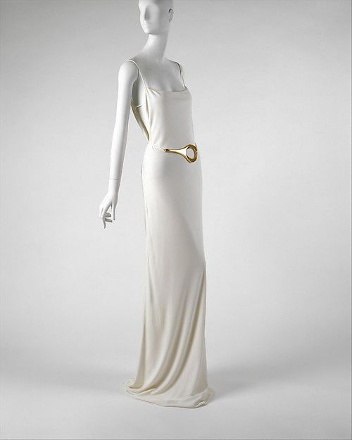 Evening ensemble Tom Ford for Gucci, date: 1996-97