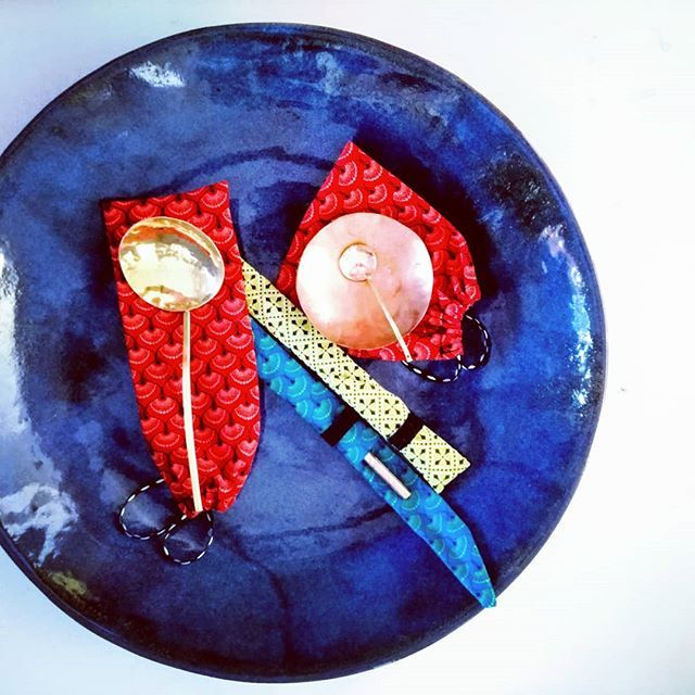 SHWESHWE BAGS for #pulse18  #Copper #Brass  tableware #ecofriendly #antimicrobial