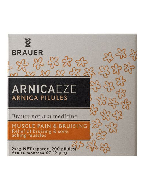 Arnicaeze Arnica Pilules 8g- Arnicaeze Arnica Pilules for muscle pain and bruising contain Arnica Montana, which is traditionally used in homeopathic medicine to help relieve strains, sprains, bruising and sore, aching muscles. It may therefore help to relieve muscular pain caused by overexertion, heavy work or sporting activities. Pilules are very small traditional homeopathic pills. You may find pilules easier to dissolve in your mouth and swallow than taking a tablet.