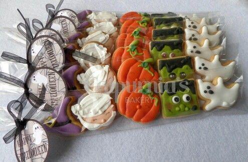 Minicookies Halloween