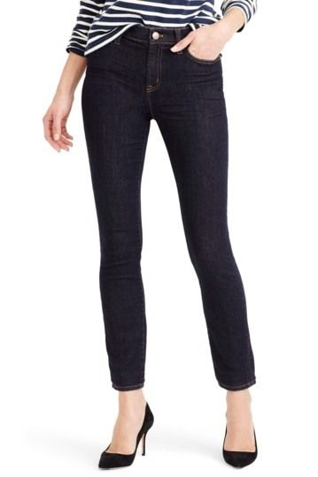 Lookout High Rise Jeans (Resin) by J. Crew on @nordstrom_rack