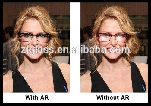 """""""customized size anti reflective coating glasses,anti glare glasses for computer ,anti reflective coating glasses"""""""