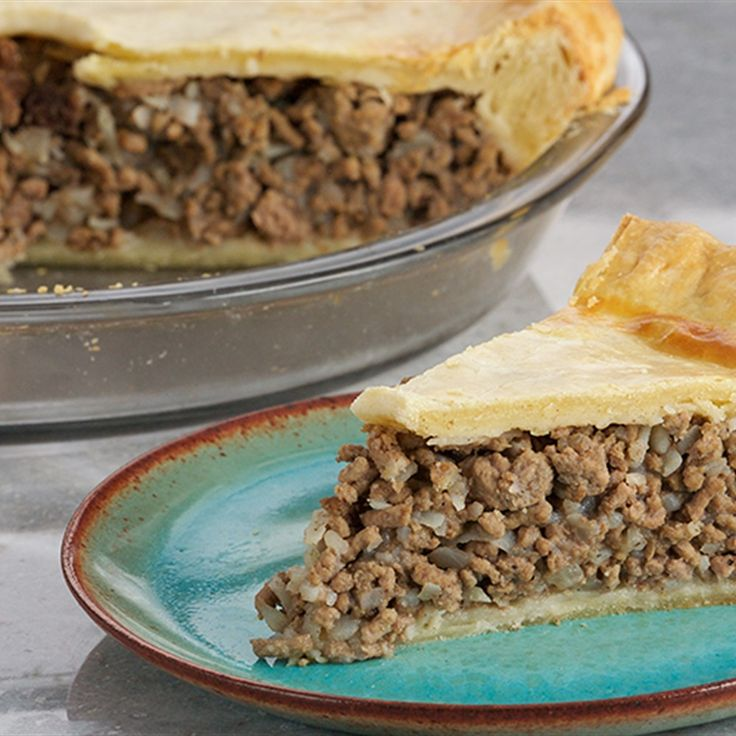 Try this French Canadian Tourtiere recipe by Chef Anna Olson. This recipe is from the show Bake With Anna.