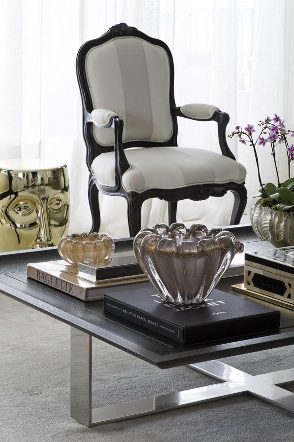 Diego Revollo Arquitetura; Cadeira Luis XV