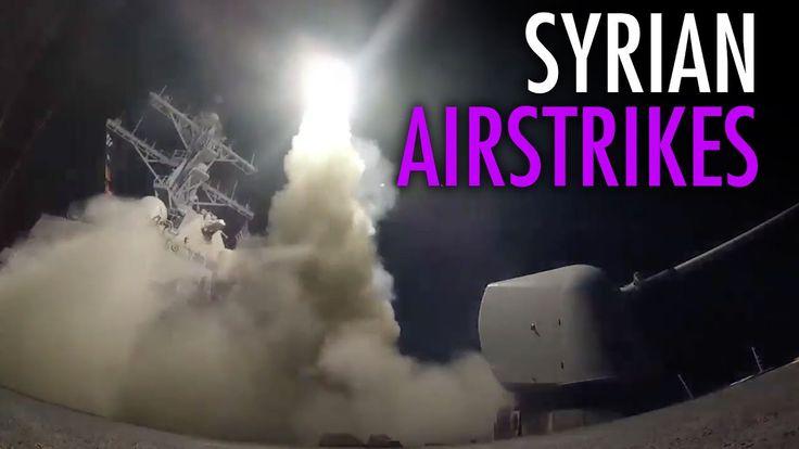 "Ezra Levant: Trump strikes Syria — Is ""regime change"" back?"