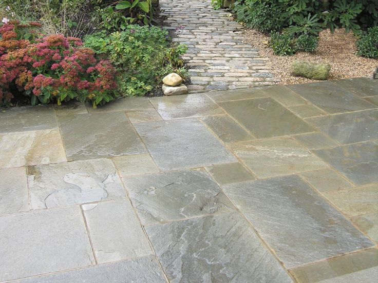 Slate Stone Julie : Best courtyard flooring images on pinterest backyard