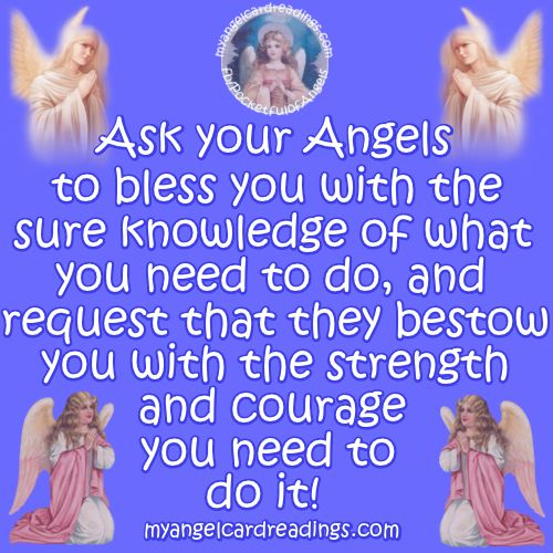 ⭐ NEW  To the website TODAY ➡ FREE ANGEL MESSAGE CARDS Deck 5  CLICK HERE ➡  http://www.myangelcardreadings.com/freeangelmessages2  and get YOUR angelic message now - there are 70 NEW messages there to find - what do your Angels want you to know?