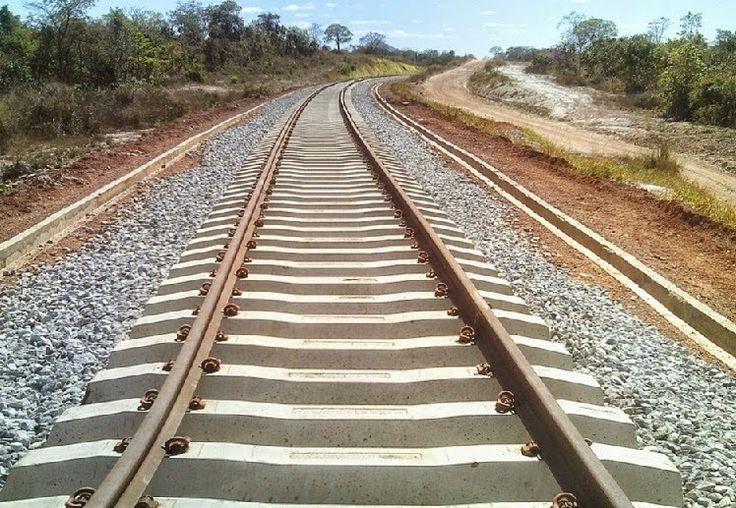 Pregopontocom Tudo: Ferrovia Norte-Sul (FNS) ajuda transporte de carga e agricultura da região...