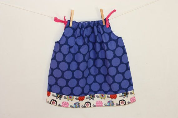 Toddler dress with tortoises  FREE SHIPPING by RainbowSparklesBlue