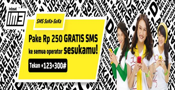 Pulsa SMS Indosat Murah Dari Leon Pulsa Pulsa SMS IM3 Indosat Murah Dari Leon Pulsa
