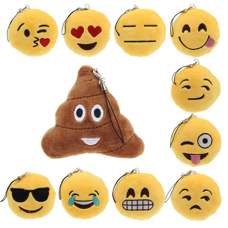 Fashion Keychain Cute Emoji Smiley Emoticon Amusing Key Chain Holder Keyring Soft Toy Gift for Women Men Pendant Bag Accessory -  http://mixre.com/fashion-keychain-cute-emoji-smiley-emoticon-amusing-key-chain-holder-keyring-soft-toy-gift-for-women-men-pendant-bag-accessory/  #KeyChains