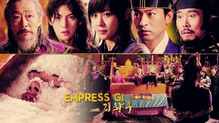 기황후 / Empress Gi [episode 6] #episodebanners #darksmurfsubs #kdrama #korean #drama #DSSgfxteam UNITED06