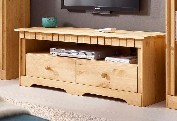 home affaire lowboard p hl 120 cm breit jetzt bestellen unter. Black Bedroom Furniture Sets. Home Design Ideas