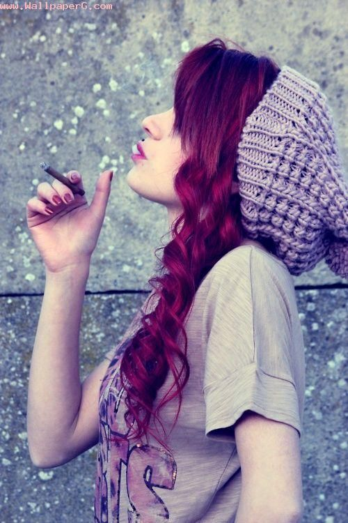Download Smoking Girl Profile Pics For Girls For Your