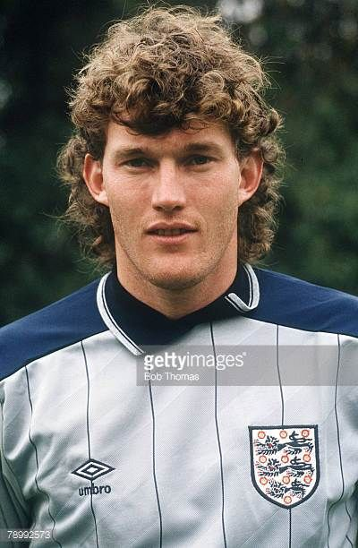 circa 1990 Dave Beasant England and who won 2 England international caps in 1990