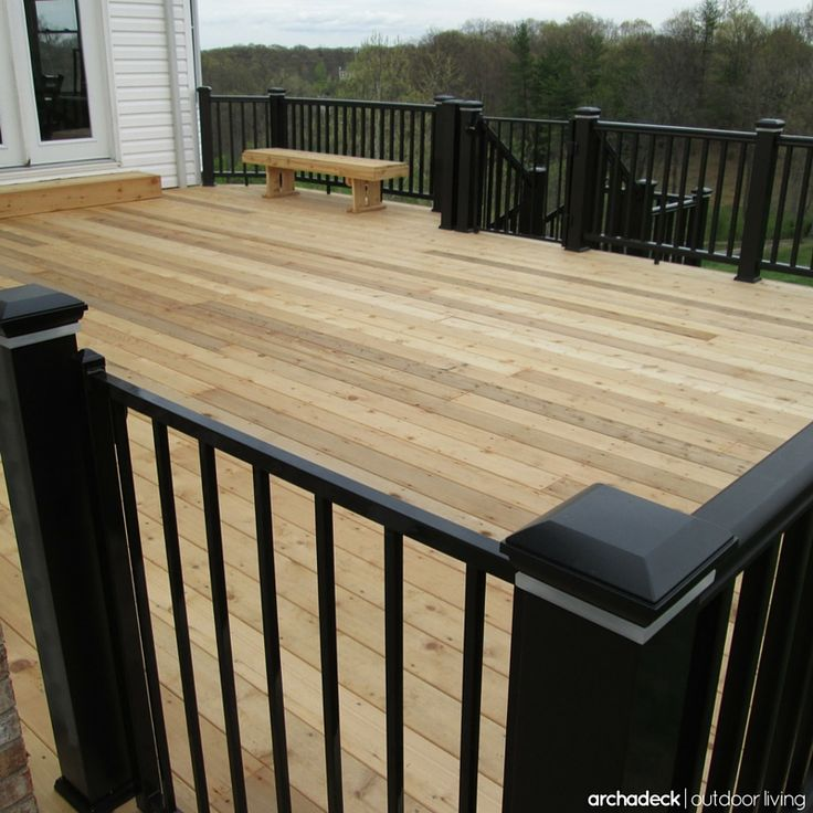 Best deck railing and porch design ideas