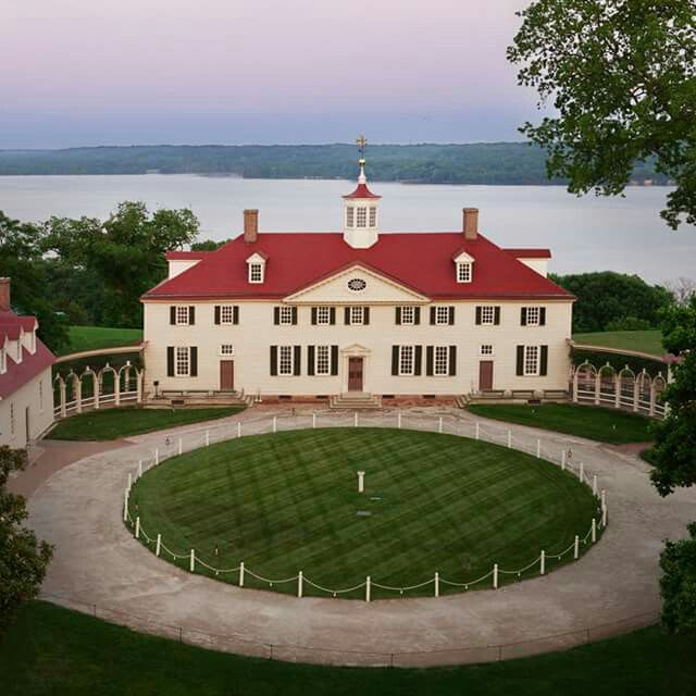 *George Washington's Mount Vernon*