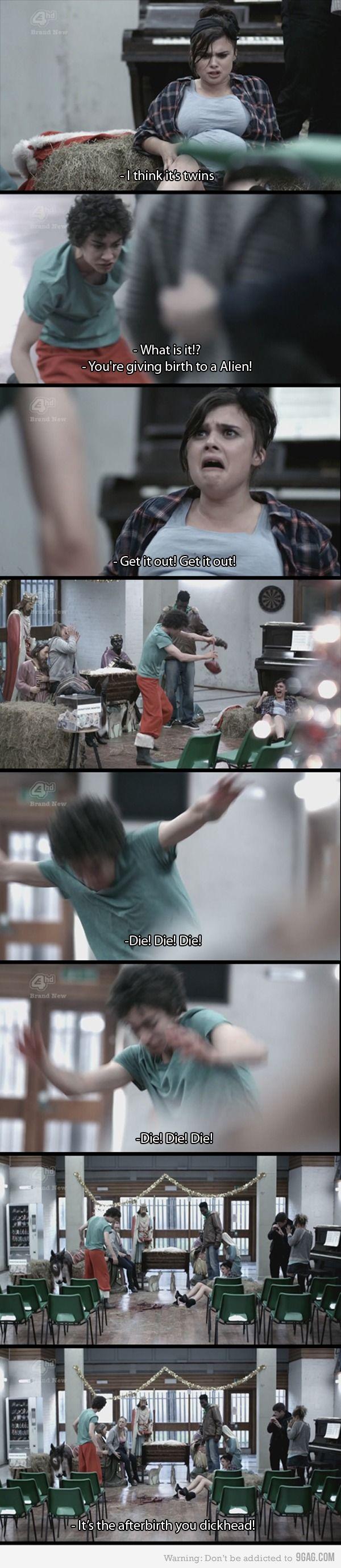 Oh this scene made me laugh soooo hard!