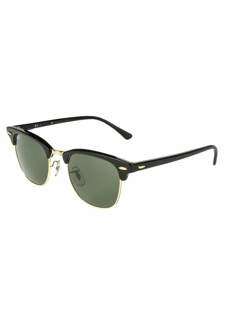 Ray Ban - CLUBMASTER - Solbriller - sort