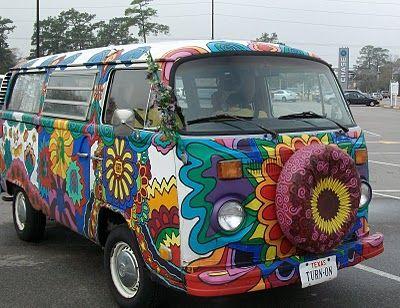 Hippie Van, Gotta have one!!