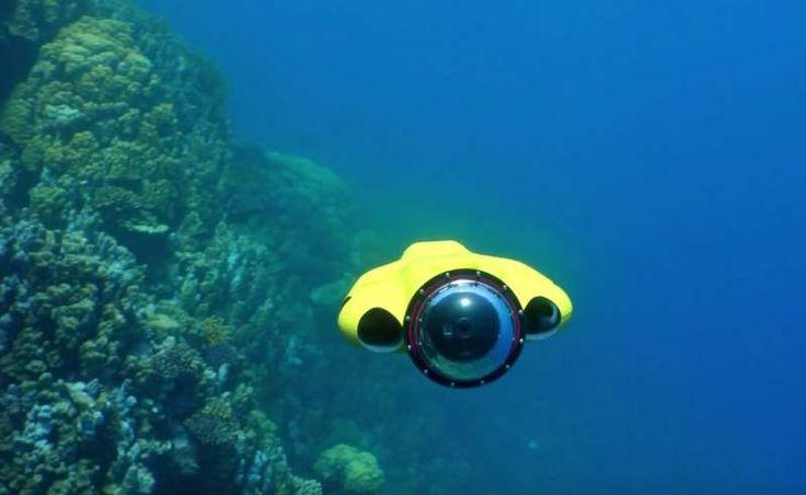 iBubble Autonomous Underwater Camera (6) http://www.deepbluediving.org/suunto-zoop-novo-vs-suunto-zoop/