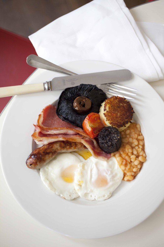 Albion Caff Conran owned hidden gem for full english