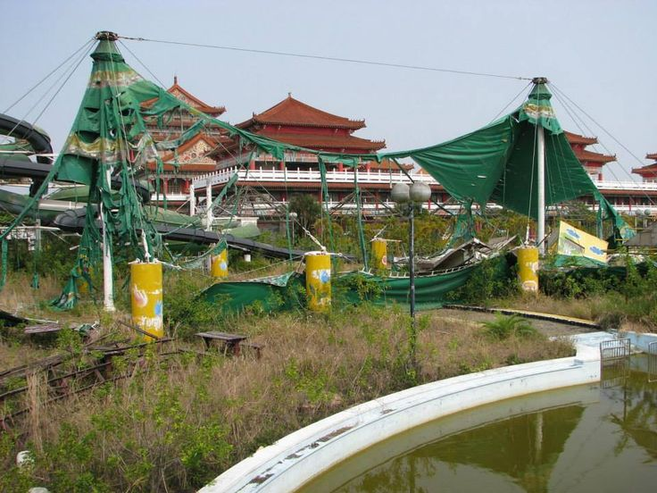 185 Best Images About Abandoned Waterparks Waterslides Pools On Pinterest Canada Parks And